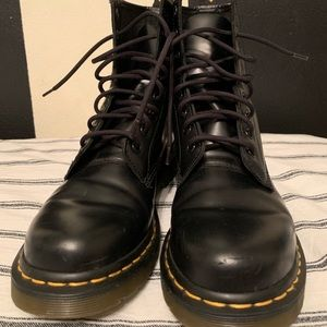 Cute and stylish Dr. Marten boots!